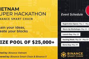 Trao thưởng cho 15 đội lọt vào vòng chung kết Vietnam Super Blockathon