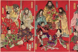 Chiêm ngưỡng bảo vật bí ẩn của Nhật hoàng
