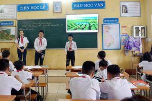 Chương trình giáo dục địa phương: Học sinh hiểu và thêm yêu quê hương