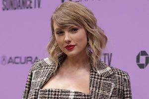 Taylor Swift đóng phim điện ảnh đầu tay