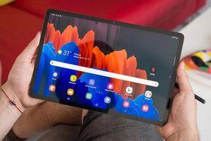 Chi tiết cấu hình Samsung Galaxy Tab S8 sắp ra mắt