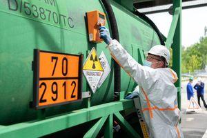 Đức chính thức chấm dứt sản xuất chất phóng xạ urani