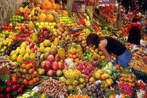 Giá tiêu dùng tại Hàn Quốc tăng nhanh nhất trong hơn chín năm