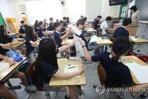 Hàn Quốc thừa nhận học sinh bị 'hổng kiến thức' do đại dịch COVID-19