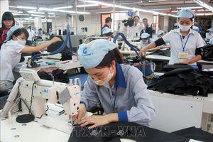 Kim ngạch xuất khẩu của Hà Nội vẫn tăng mạnh