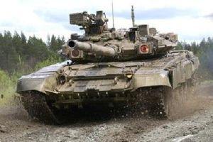 Đạn chống tăng bất lực với giáp gốm Nga?