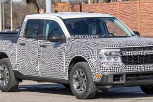 Ford sắp ra mắt bán tải mới Maverick, nhỏ hơn Ranger