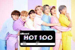 Vượt mặt Olivia Rodrigo, Butter của BTS chính thức 'hạ cánh' #1 Billboard Hot 100