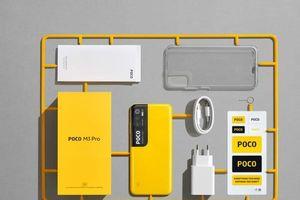 POCO M3 Pro 5G ra mắt với nhiều tính năng 'khủng', giá 5,4 triệu đồng