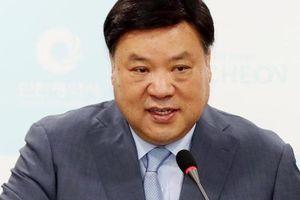 Lần đầu tiên tỷ phú giàu nhất Hàn Quốc không phải người thừa kế Samsung, Hyundai