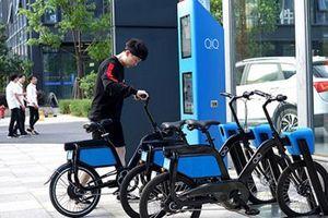 Hà Nội thí điểm mô hình xe điện 2 bánh miễn phí từ quý 3
