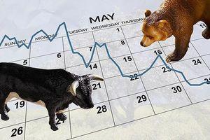 HPG là 'công thần' góp 14 điểm vào đà tăng hơn 7% của VN-Index trong tháng 'sell in May'
