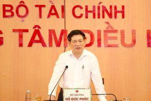 Bộ trưởng Hồ Đức Phớc: 'Chính sách tài chính phải khơi thông nguồn lực, thúc đẩy sự phát triển'