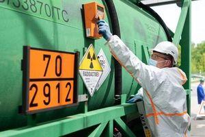 Đức chấm dứt sản xuất chất phóng xạ urani