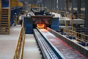Giá thép, nguyên liệu sản xuất tăng cao