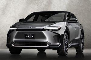 Toyota sẽ bán xe điện tại Mỹ từ năm sau