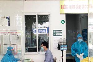 2 nhân viên y tế của Bệnh viện Thanh Nhàn mắc Covid-19