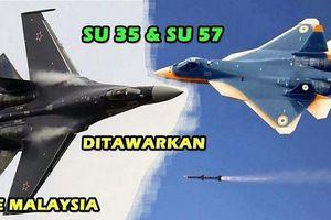 Lộ diện hai quốc gia Đông Nam Á muốn mua Su-57