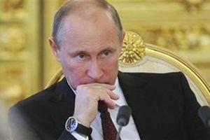 Putin khiến phương Tây trừng phạt dài lâu vẫn thất bại