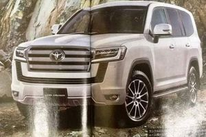 Toyota Land Cruiser 2022 sẽ về Việt Nam ngay trong tháng 8/2021