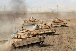 Thổ Nhĩ Kỳ pháo kích dữ dội, binh sĩ Syria thiệt mạng