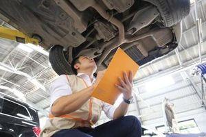 Phải giám định thiệt hại để giải quyết bồi thường bảo hiểm xe cơ giới