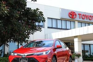 Giá xe Toyota tháng 6/2021: Hàng loạt chương trình ưu đãi được triển khai