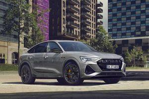 Chi tiết Audi e-tron phiên bản đặc biệt, giá khởi điểm hơn 97.000 USD