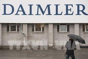 Hãng ô tô Daimler AG đồng ý trả tiền cho Nokia để sử dụng các bằng sáng chế