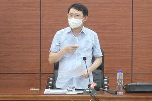 Chủ tịch UBND tỉnh Lê Ánh Dương: Sơn Động cần chống dịch ở cấp độ cao nhất