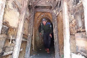 Quảng Nam: Lên kế hoạch phá hủy các hầm vàng trái phép