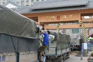 Nông sản Việt lại 'rộng cửa' vào Trung Quốc