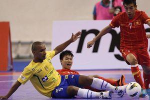 BLV Quang Huy: Gặp Brazil như trèo núi cao, futsal Việt Nam cần vượt chính mình
