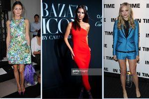 Loạt sao Hollywood mặc váy bình dân đi sự kiện vẫn đẹp sang chảnh