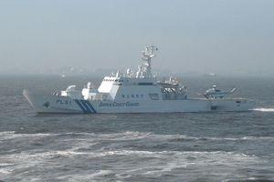 Nhật Bản quan ngại tàu Trung Quốc xuất hiện gần quần đảo Senkaku/Điếu Ngư