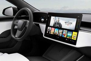 Xe Tesla sắp được trang bị bộ xử lý mạnh ngang PlayStation 5