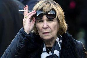 'Nữ hoàng paparazzi Pháp' bị bắt