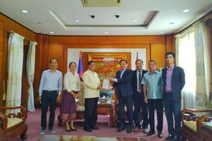 Lào hỗ trợ Việt Nam phòng chống dịch Covid-19