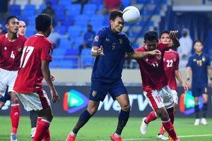 Thái Lan bị cầm hòa, tuyển Việt Nam duy trì ngôi đầu bảng G Vòng loại World Cup 2022