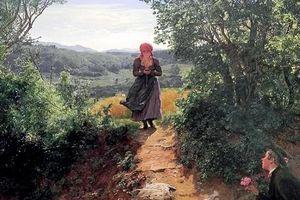 Xôn xao bằng chứng iPhone xuất hiện trong tranh vẽ từ năm 1860?