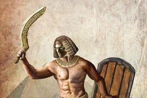 'Bảo bối' giúp chiến binh Ai Cập cổ đại đánh bại kẻ thù