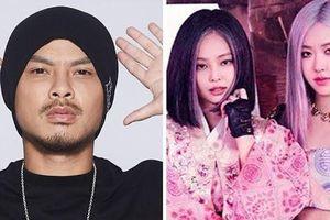 Rapper Malaysia bị tố quấy rối tình dục Black Pink trong ca khúc mới