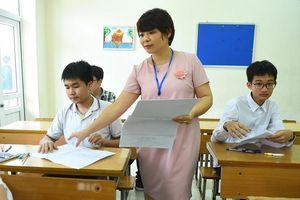 Hà Nội: 423 học sinh được tuyển thẳng vào lớp 10 năm học 2021-2022