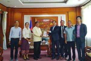Lào ủng hộ Việt Nam 30.000 USD để ứng phó với dịch COVID-19