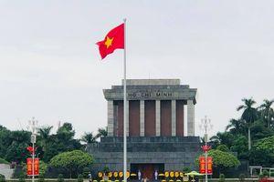Tạm ngừng tổ chức lễ viếng Chủ tịch Hồ Chí Minh, lễ tưởng niệm các Anh hùng liệt sỹ để bảo dưỡng, tu bổ định kỳ