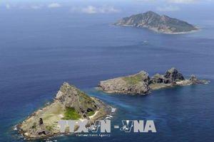 Bộ trưởng Quốc phòng Nhật Bản tái khẳng định quyết tâm bảo vệ chủ quyền lãnh thổ