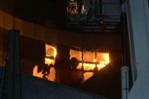 Cháy lớn tại trung tâm giáo dưỡng trẻ vị thành niên ở Ai Cập, 16 người thiệt mạng
