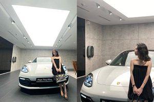 Chân dung 'cô con gái nhà người ta' được bố mẹ tặng xe Porsche 8 tỷ