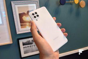 Samsung Galaxy A22 4G trình làng với RAM 6 GB, pin 5.000 mAh, màn hình 90Hz