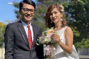 Kim Tuyến 'nên duyên' cùng Quang Tuấn, thích thú khi lần đầu làm vợ tiến sĩ